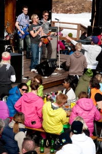 Genuin, After Ski, mitt i backen, Tandådalens Wärdshus