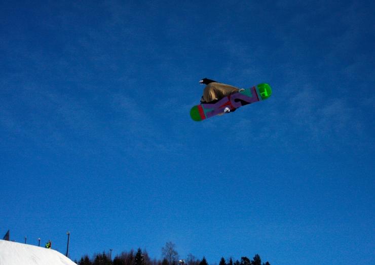 Tandådalens Wärdshus, Pulsen, Café Pulsen, Östra Tandådalen, Snow Park Tandådalen, snowboard, slopestyle, Jonas i Sälen