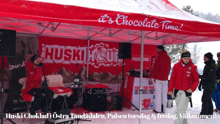 Östra Tandådalen, Pulsen, pulsen café, snow park, snow park tandådalen, Huski, Huski Choklad