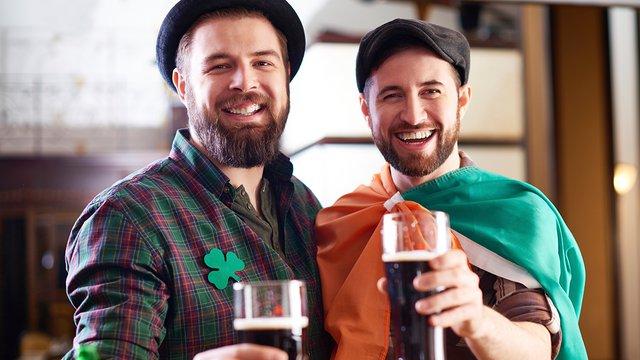 St.Patrick's Day, O'Learys Tandådalen, O'Learys, Tandådalen, sportsbar, restaurang i Tandådalen, boka bord, nöje, äta ute