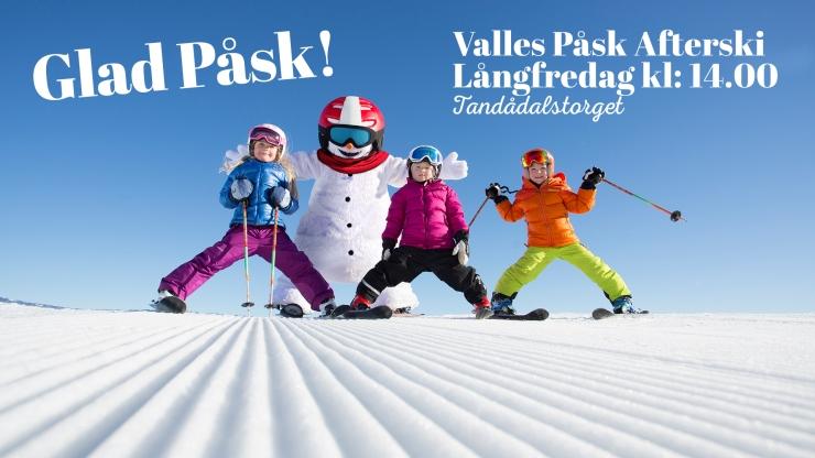Valle, påsk, tandådalen, valles skidparad, afterski, barnaktiviteter, valle sälen, valles skidland