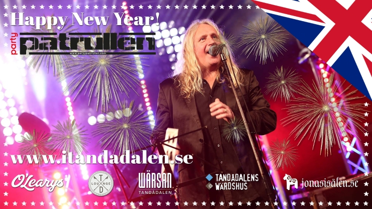 happy new year, après ski, information, Jonas i Sälen, restaurants, whats up, tandådalen, sälen, td lounge, live music, nightclub