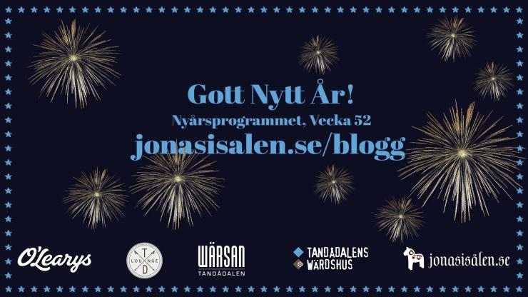 nyår, nyår sälen, Jonas i Sälen, blogg, veckoprogrammet, nyårsprogrammet, Partypatrullen, Tandådalens Wärdshus, Wärsan, nöje sälen, nöjeskalender sälen, fest tandådalen