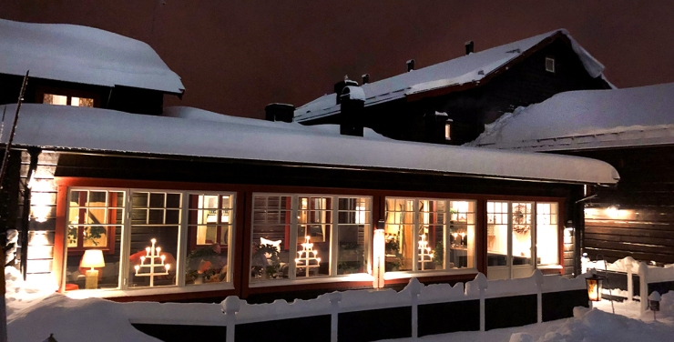 Olarsgården, hotell sälen, Olarsgården hotell, Olarsgården restaurang, white guide, Lindvallen