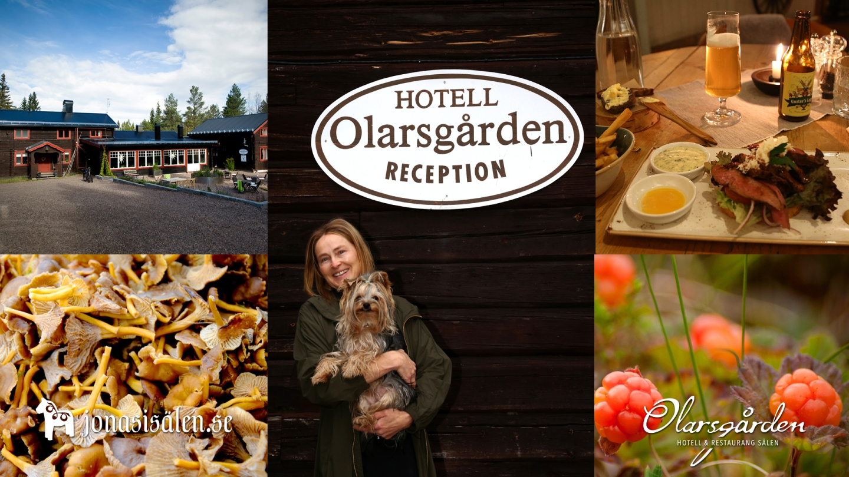 Olarsgården, lunchöppet, middag sälen, öppet sälen, Olarsgården hotell och restaurang, Jonas i Sälen, Sälen, öppet restaurang, lunch